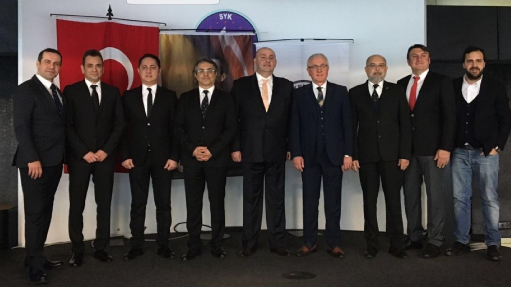 2018 - 2020 Yeni Seçilen Yönetim Kurulu