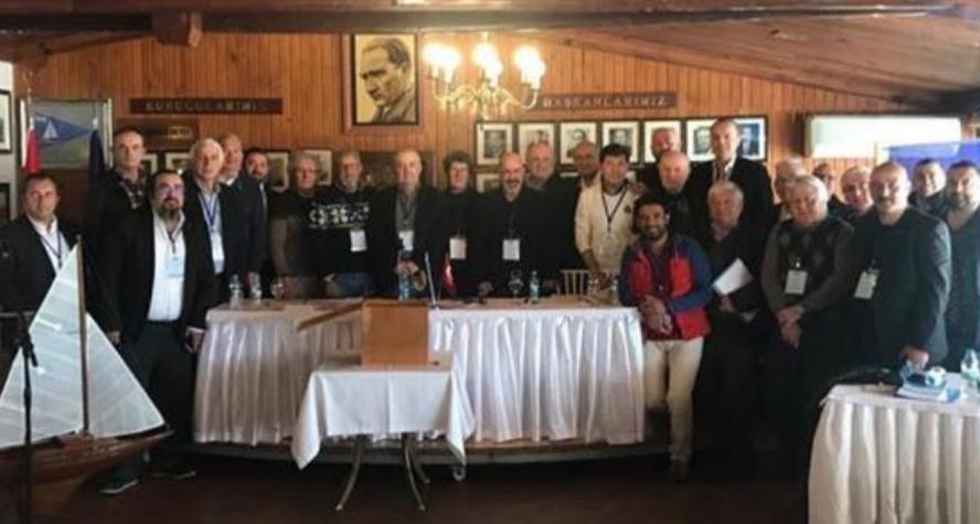 30 Mart 2019 Amatör Denizcilik Federasyonu Seçimleri