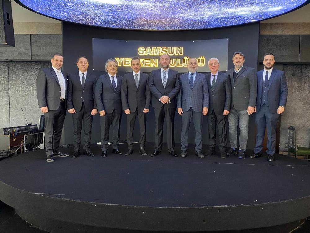 Başkanımız Ertekin Sezer Ve Yönetim Kurulumuz Güven Tazeledi