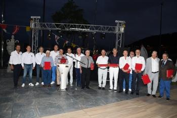 1 Temmuz Kabotaj Bayramı Ve Kulübümüzün 57. Kuruluş Yıl Dönümü Kutlama Töreni.