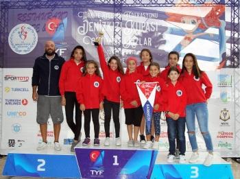 09.- 13 TYF Denizkızı Kupası Optimist Kızlar Yelken Yarışları.