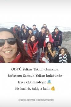 Odtü Karadeniz Yelken Topluluğu Yelken Kulüp Ziyareti.
