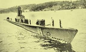 4 Nisan 1953 Dumlupınar Denizaltı Faciası.