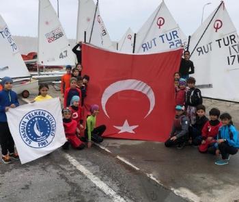 29 Ekim Cumhuriyet Bayramı İl Yarışında Sporcularımız Yarıştı