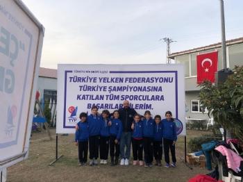 Kulübümüz Türkiye Şampiyonasında