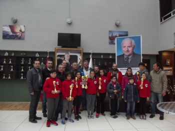 26 Mart 2016 İbrahim Bulutoğlu Optimst - Laser Yelken Yarışları
