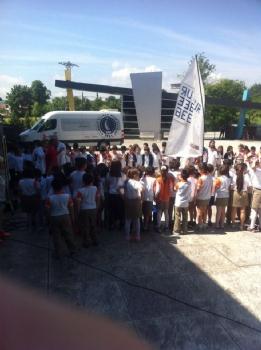 06.06.2016 Ses Okulları Yelken Simülatör Tanıtımı