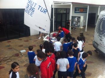06.06.2016 Ezgililer Koleji Yelken Simülatör Tanıtımı