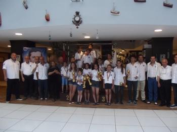 Güven Arıca Kupası Optimist-laser Yelken İl Yarışı Ödül Töreni
