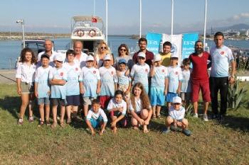 Brl Gençlik Spor Ve Yelken Kulüp Yaz Okulları 1. Dönem Kapanış Etkinliği