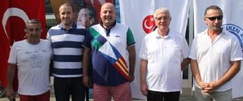 Samsun Haber Gazetesi Samsun Yelken Spor Kulübü Türkiye'de Marka