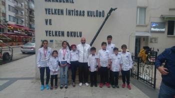 15-16 Ekim 2016 6. Sinop Belediyesi Yelken Yarışları, Belediye Başkanlığı Kupası.