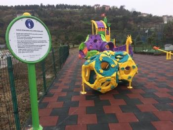 Samsun Yelken Kulübü Çocuk Oyun Parkı