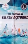 1919 Çocuk Yelkenle Buluşuyor Projesi