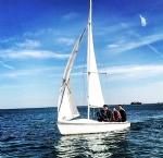 1-3 Aralık 2017 ODTÜ Yelken Topluluğunun Yelken Eğitimi