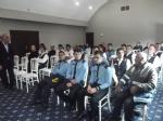 Dr. Haldun Şentürk , SYK Personeline Temel İlkyardım Uygulamaları Eğitimi Verdi.
