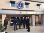 Mv. Bedri Yaşar'dan Kulübümüz Yönetimine Hayırlı Olsun Ziyareti